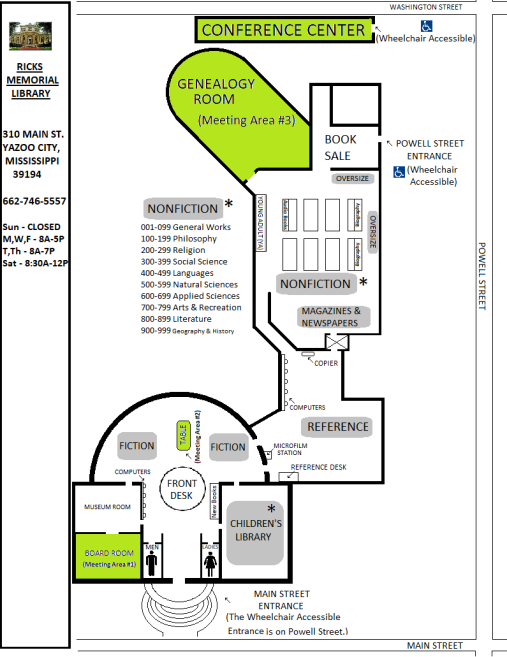 library-map-1st-floor-completed- meeting rooms in color